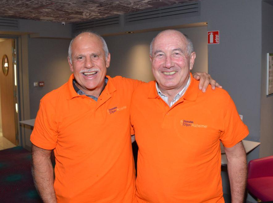Pierre Buonocore et Bernard Gnecchi