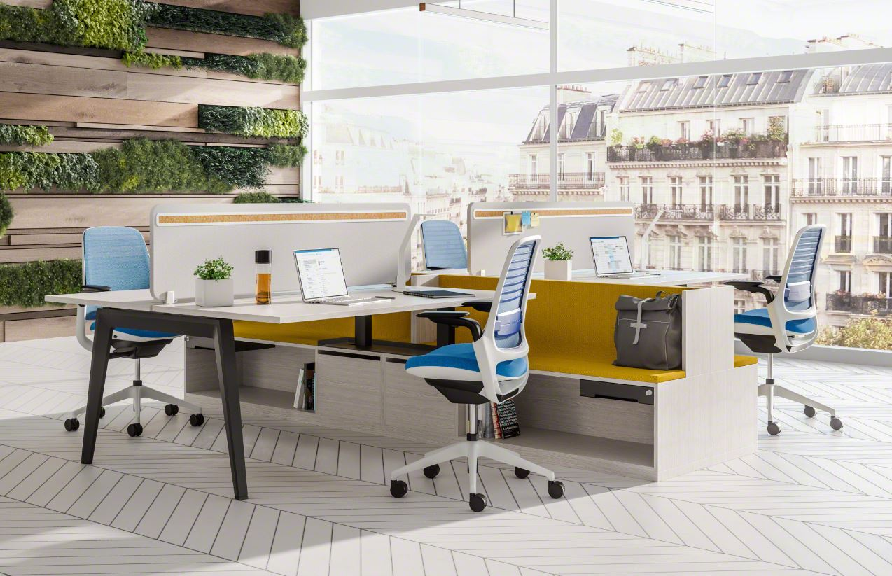 SERIES ONE STEELCASE 2